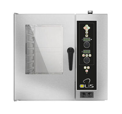 OLIS PRBES101 10 Tray S Series Combi Steamer with Boiler -0