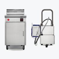 Cookon Fryer + Oil Filter Machine Combo-0