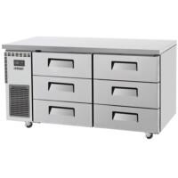 VIP Offer - SKIPIO 6-drawer bench fridge (SUR15-3D-6)-0